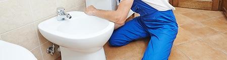 Toilet reparatie