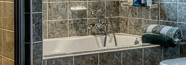Badkamer baden