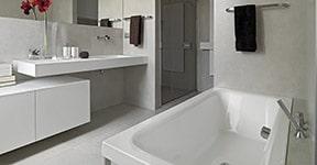Design badkamer Zeeland