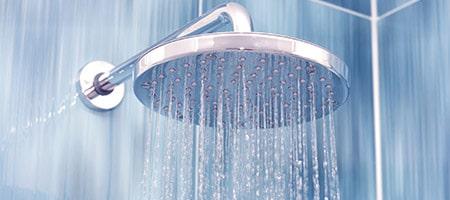 Lekkage douche verhelpen