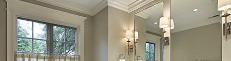 badkamer verlichting aansluiten