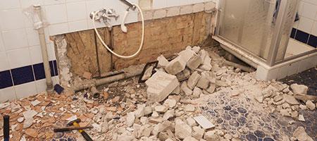 Emejing Tegels Badkamer Verwijderen Images - Interior Design Ideas ...