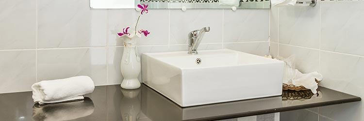 badkamer plaatsen