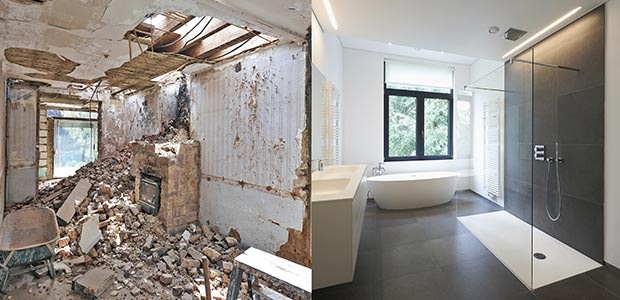 badkamerrenovatie Deventer