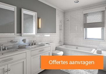 Renovatie Badkamer Assen : Badkamer expres sanitair ontwerp renovatie