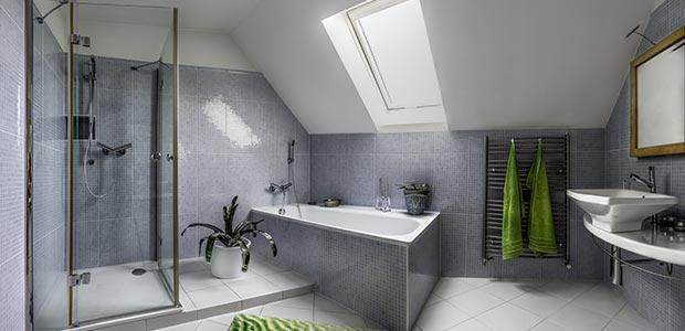 grote of kleine badkamerrenovatie