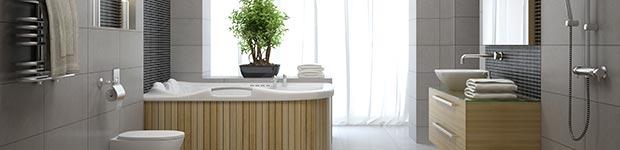 moderne badkamer Noord-Holland