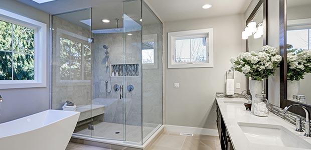 nieuwe badkamer in Flevoland